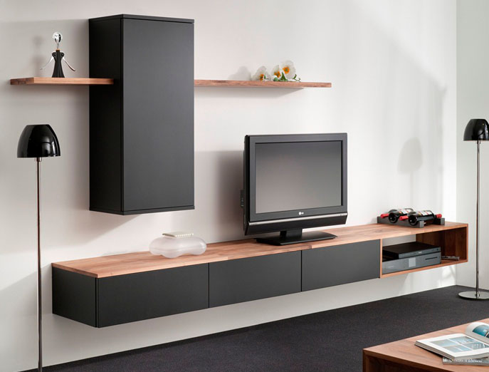 interstar woonwand 211 01 interstar meubelen tv meubels. Black Bedroom Furniture Sets. Home Design Ideas