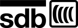 SDB vitrine logo