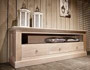 Eiken maatwerk meubel