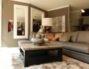 Gerookt eiken salontafel BKS meubelen