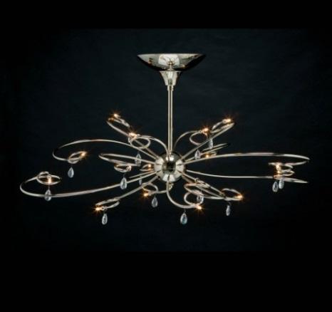 Jupiter hanglamp kroon Ben Demmers BD design klassieke verlichting ...