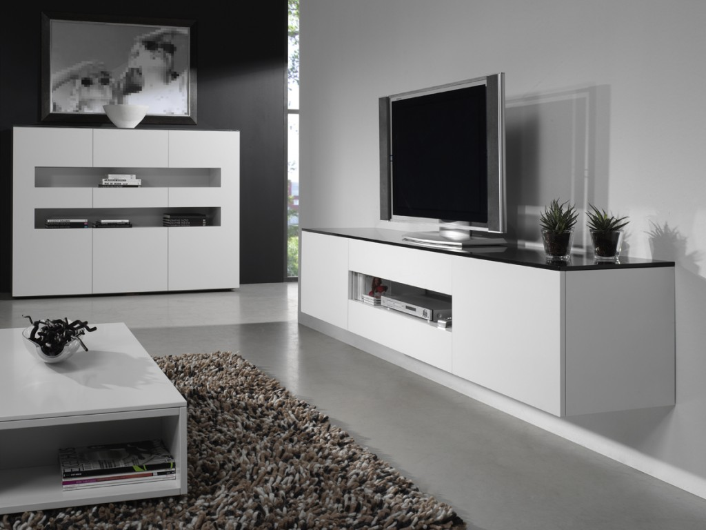 Tv Meubel Salontafel Dressoir.Karat Hangend Tv Dressoir Karat Tv Meubels