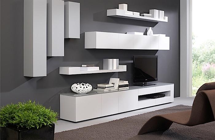 KARAT hangend tv dressoir   KARAT Tv meubels