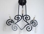 Maroeska Metz wandlamp