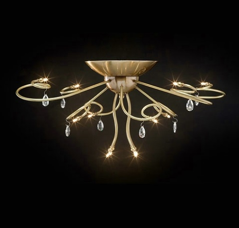 BD design plafonniere Florence | Ben Demmers Hanglampen