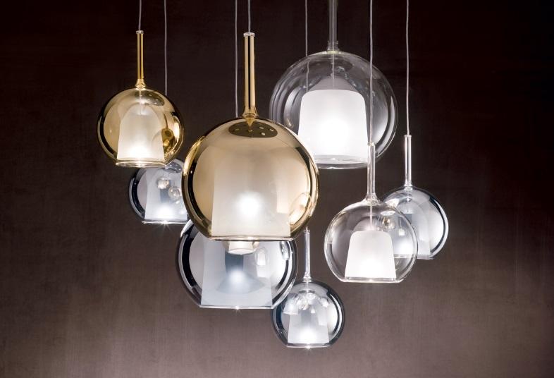 GLO hanglamp Penta : Penta Hanglampen