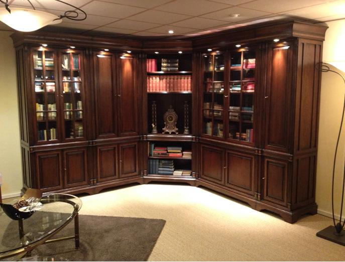 RAC bibliotheekkast