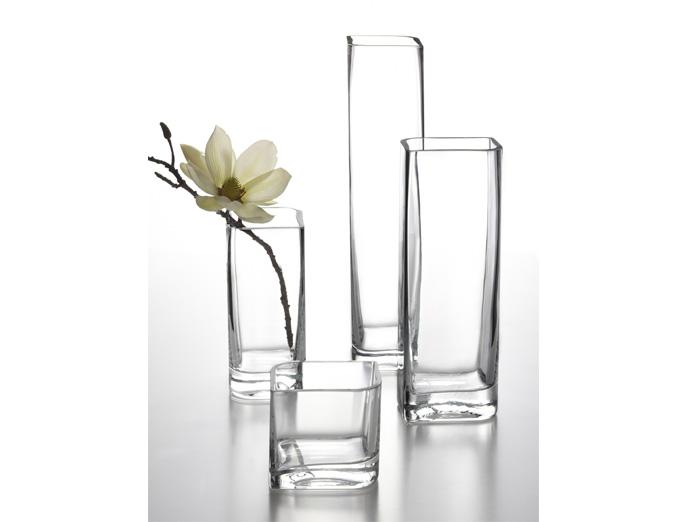 Bloemenvaas glas