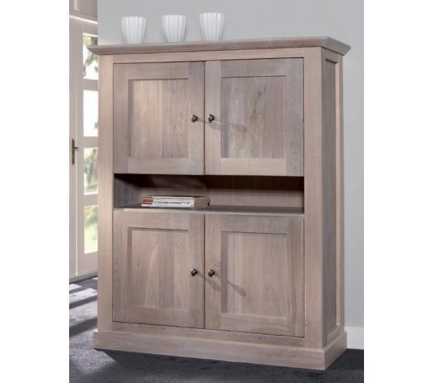 Maatwerk eiken kast | BKS meubelen Kasten & dressoirs