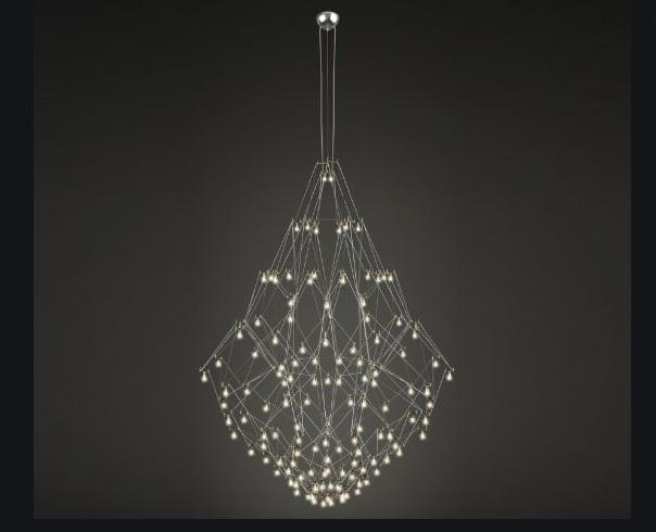 Quasar Nobilis hanglamp