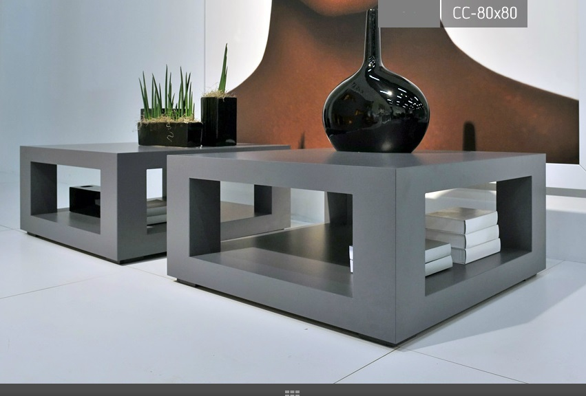 Karat salontafel CC-80x80