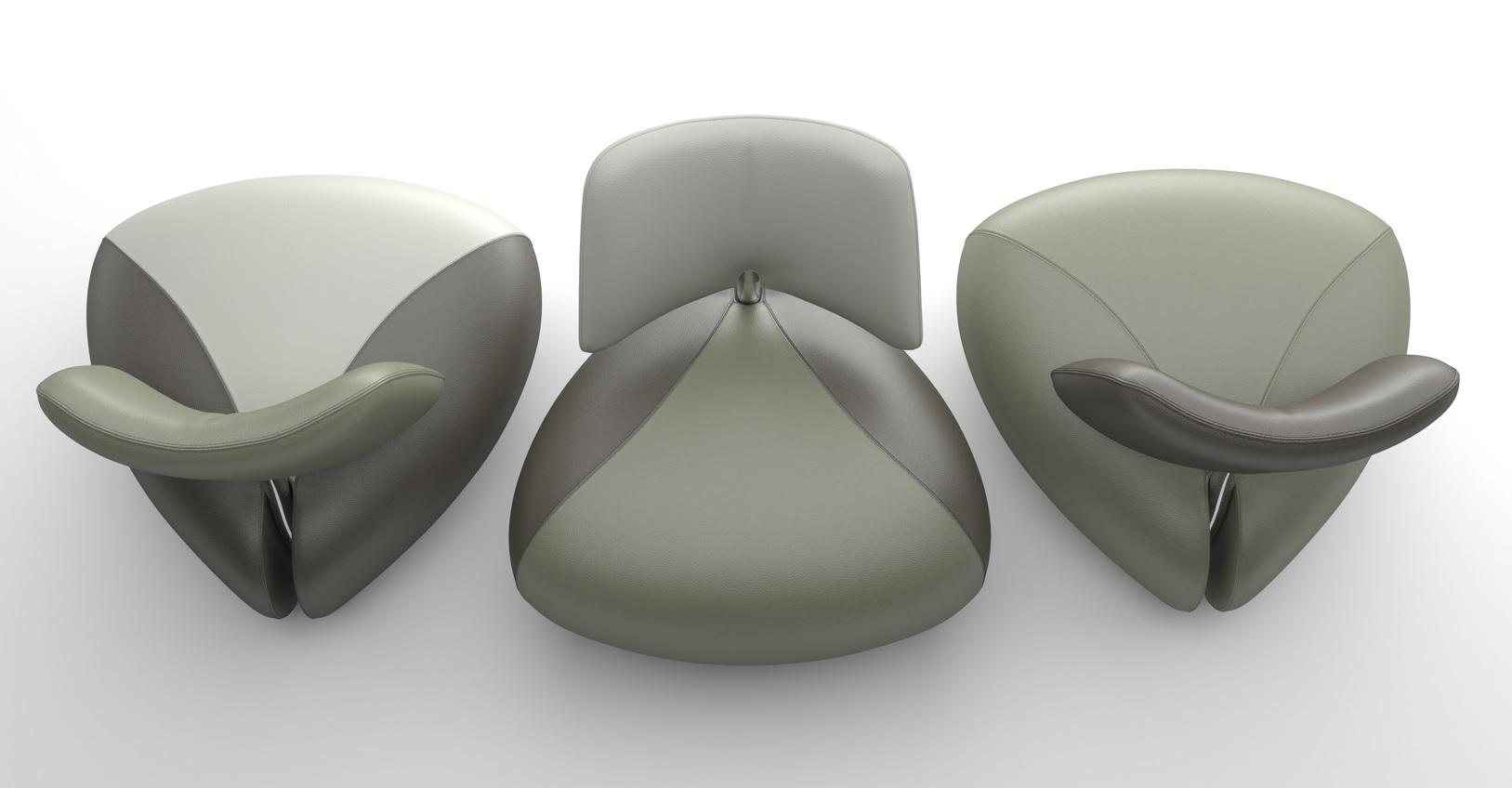 Leolux Pallone design fauteuil