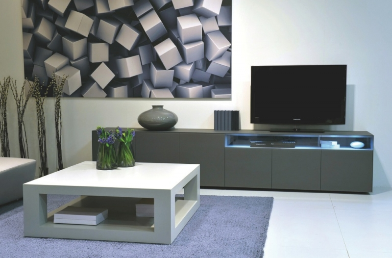 Dividi TV-dressoir
