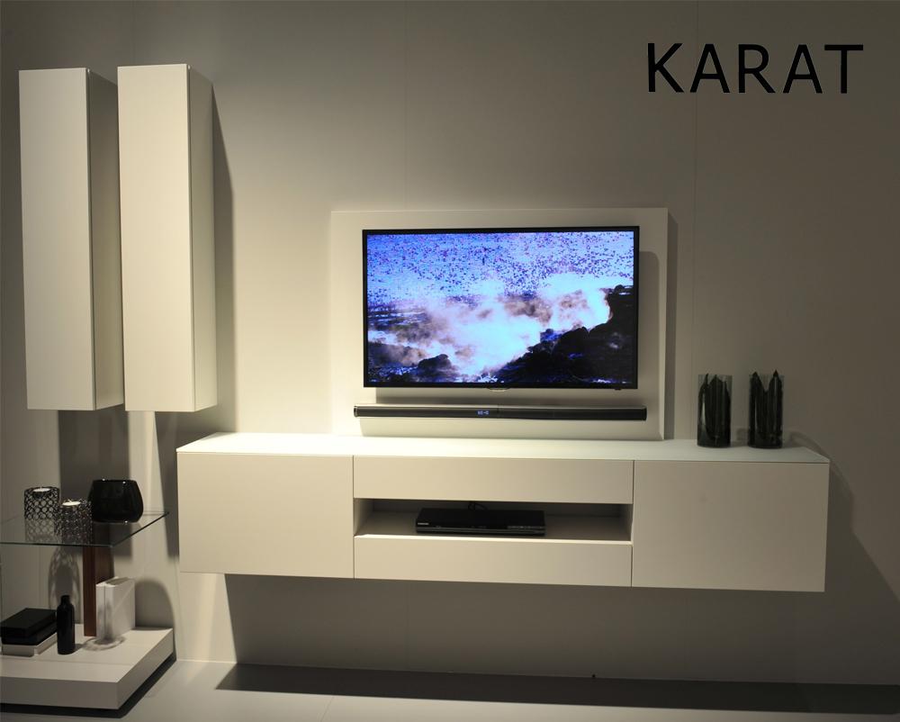 Karat modern tv dressoir