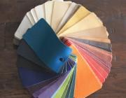 Leder kleuren Ojee design