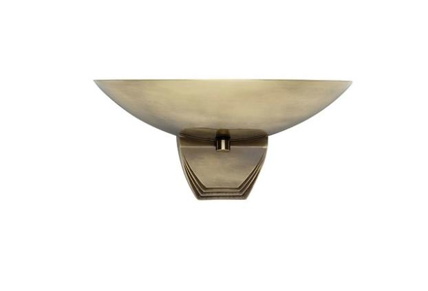 BD Design wandlamp 5400 brons
