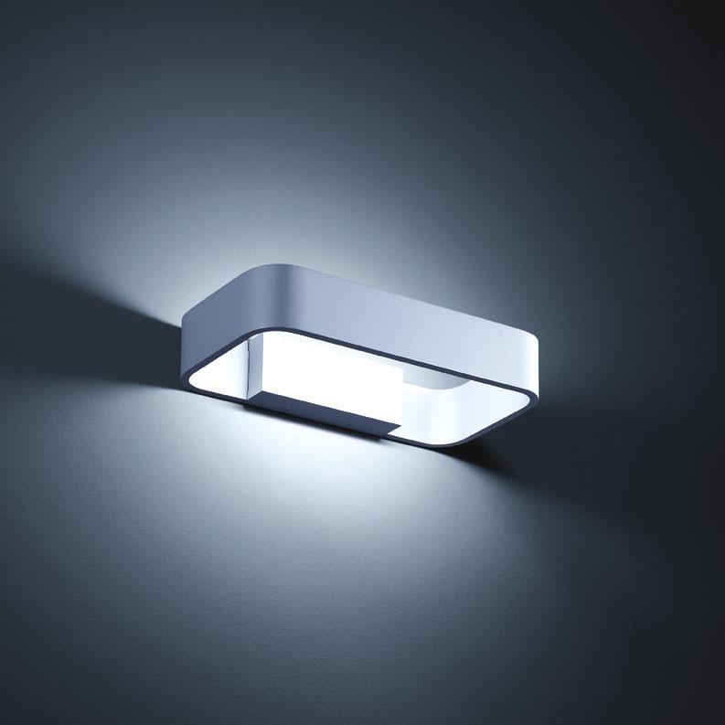 Moderne wandlamp hoogebeen interieur - Berg wandlamp ...