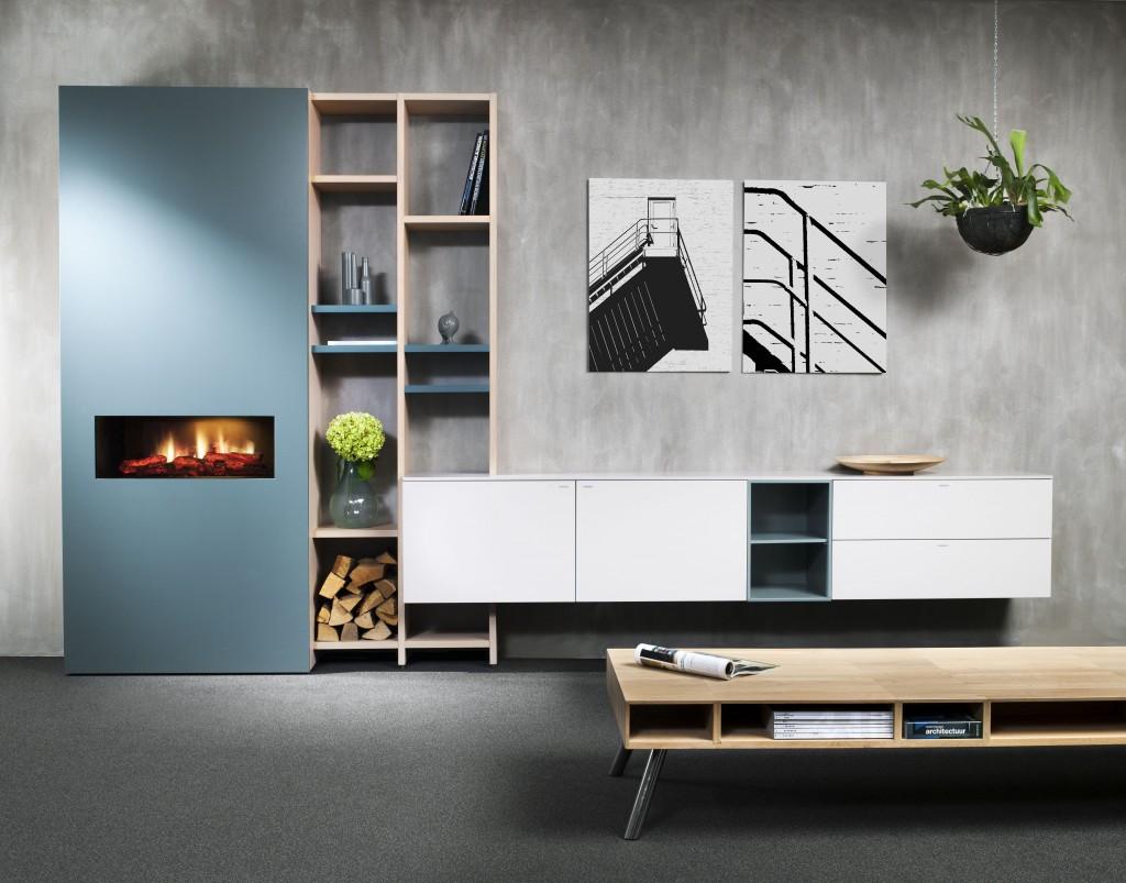 INTERSTAR meubelen | Design kasten | Hoogebeen Interieur