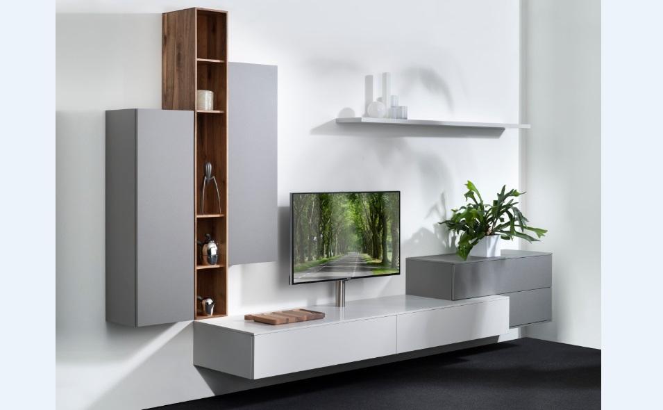 moderne wandkasten interstar meubelen wandkasten