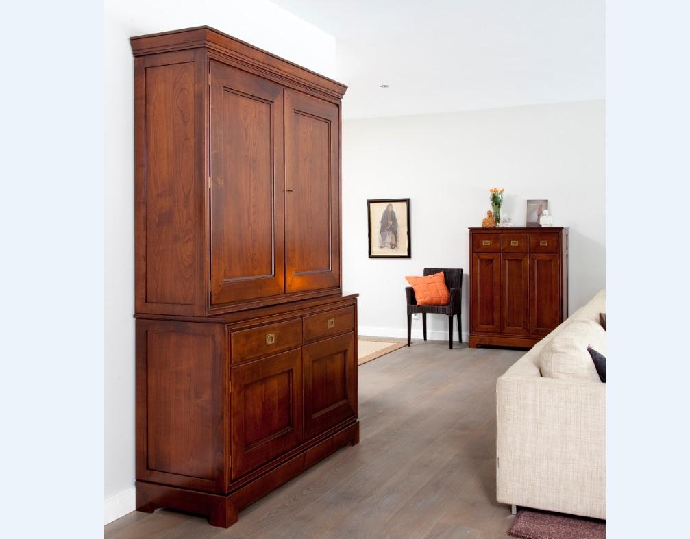 Chevalier buffetkast dekoninck kasten dressoirs - Eigentijdse patio meubels ...