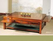 DeKoninck Chevalier klassieke kersen houten salontafel