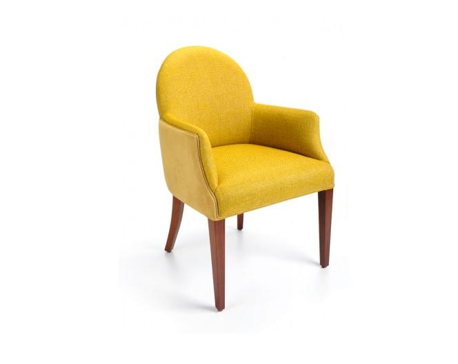 Mulleman meubelen Deco armstoel