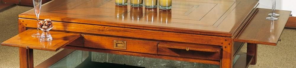 Klassieke meubelen in Engelse stijl