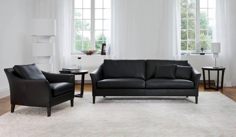 Bielefelder Werkstatten Saloni bank sofa