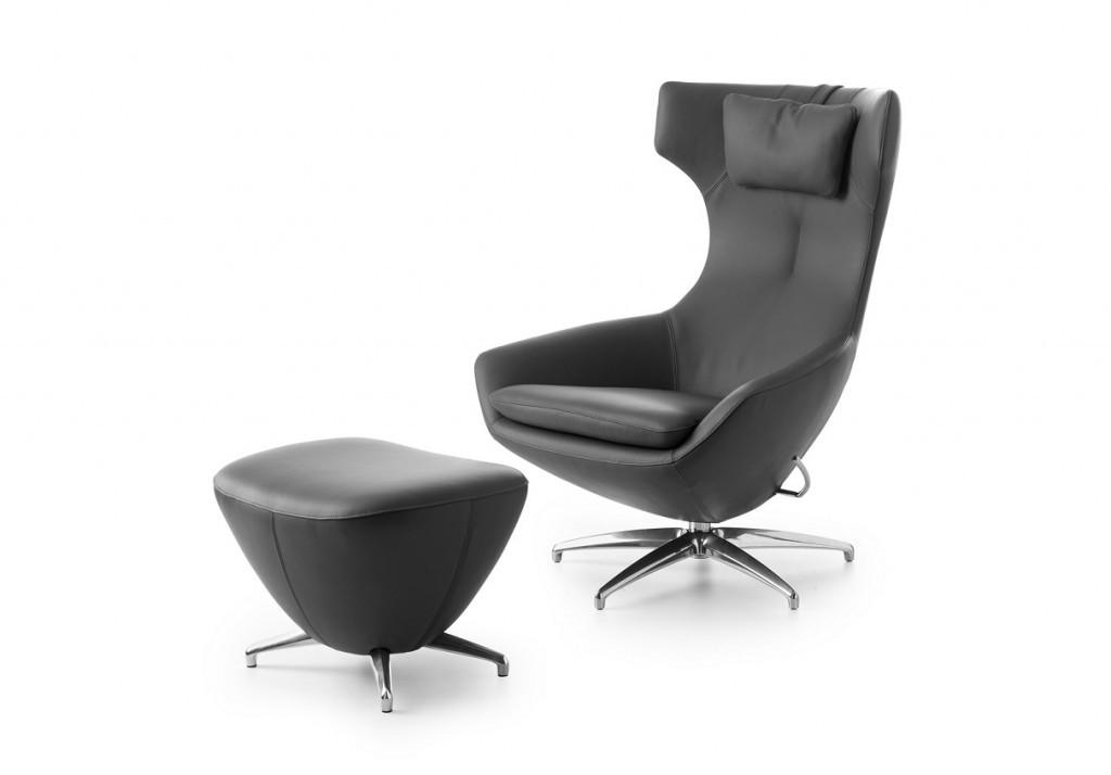 Leolux Caruzzo fauteuil   Leolux Fauteuils