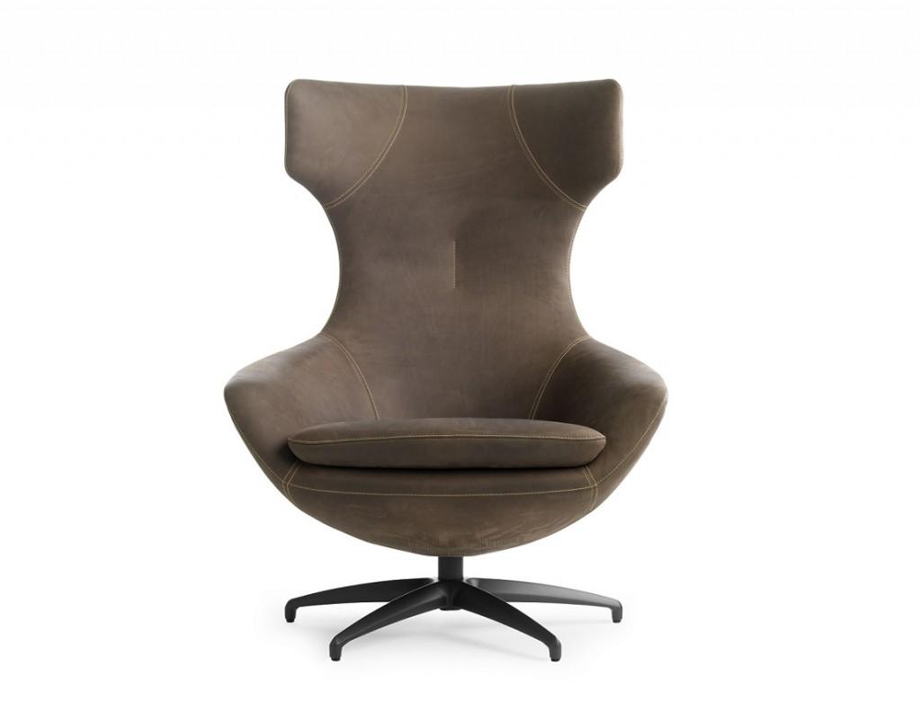 Leolux Caruzzo fauteuil   Leolux Faute