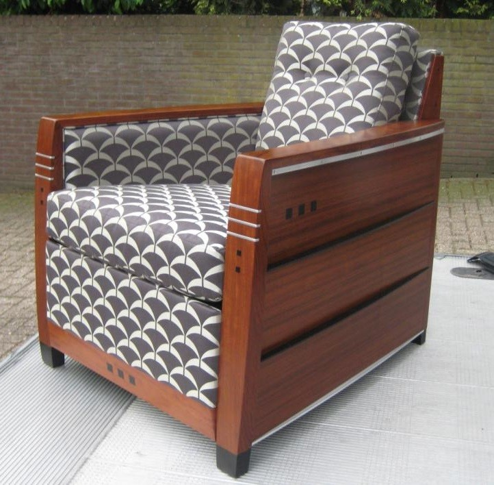 Frank fauteuil Decoforma