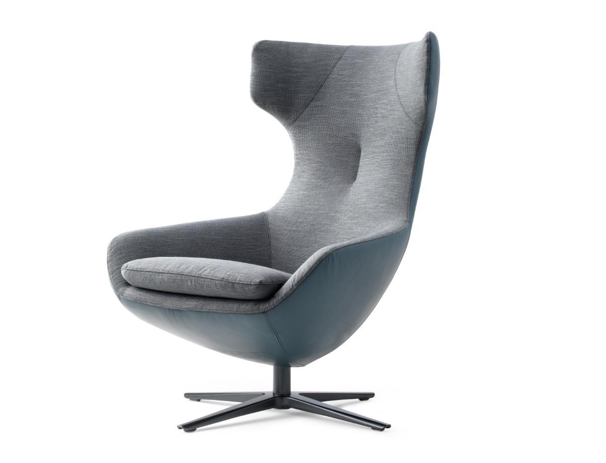 Leolux Caruzzo fauteuil