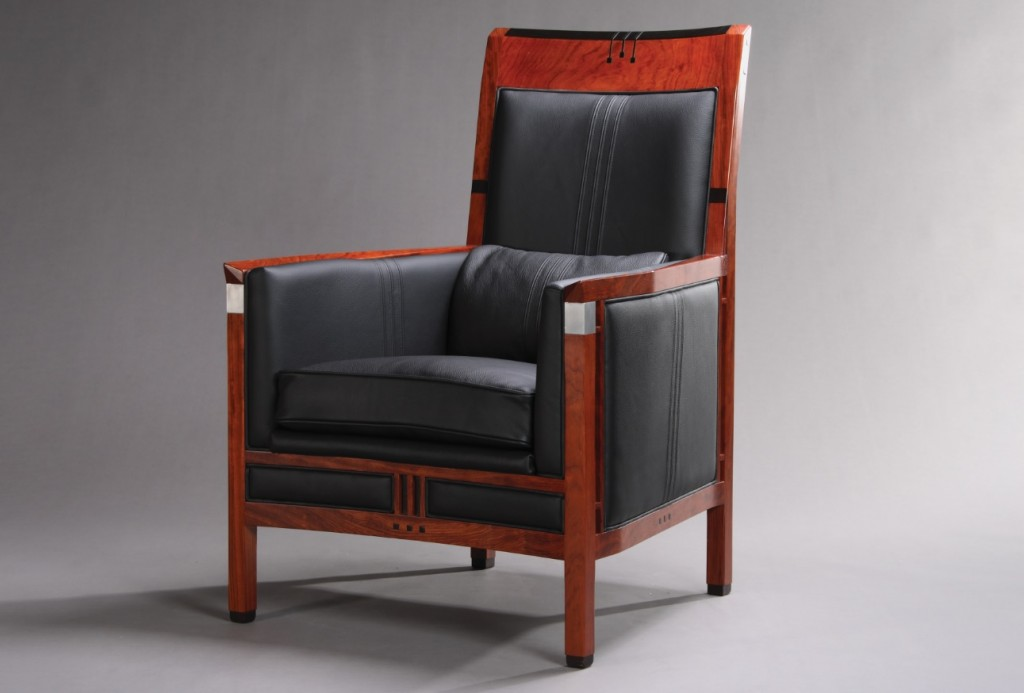 Art Deco Charles fauteuil
