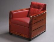 Art Deco fauteuil Frank