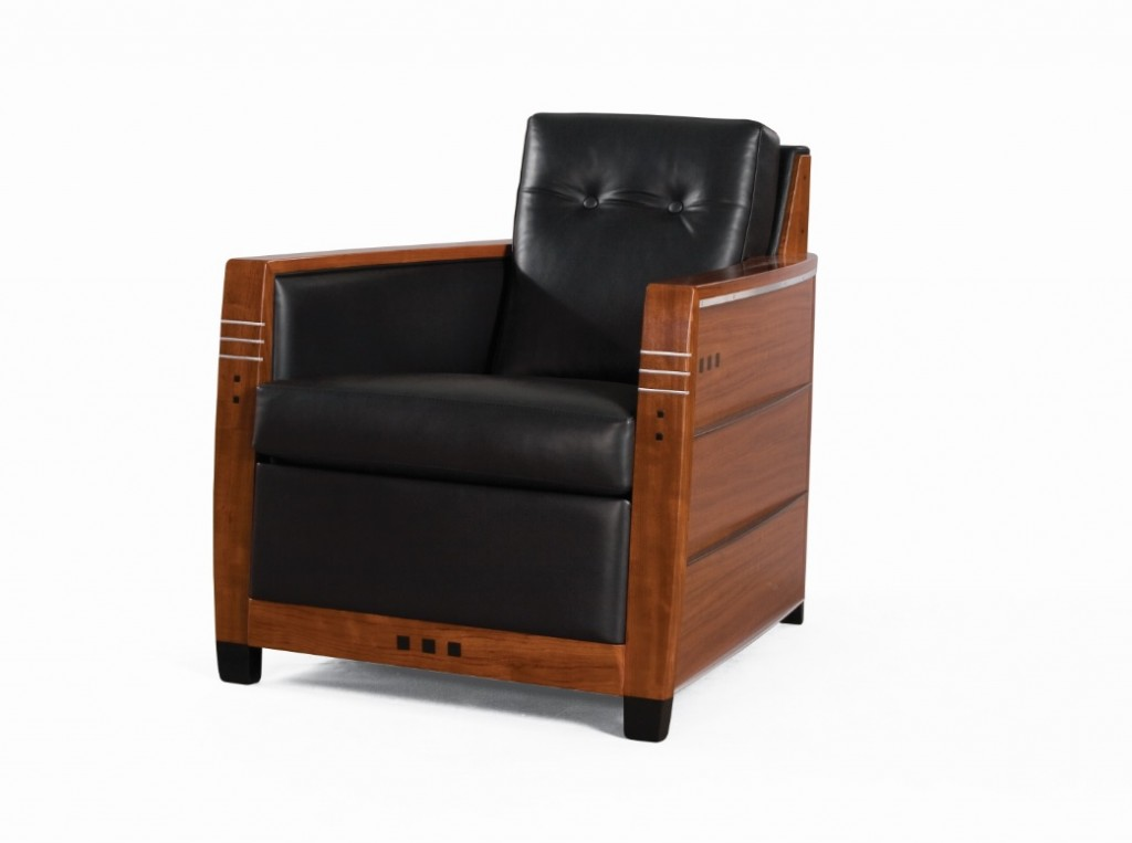 Art Deco Frank fauteuil