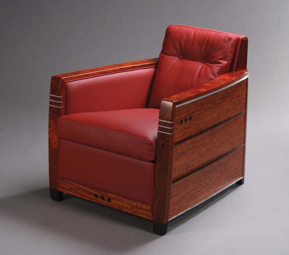 Schuitema Frank fauteuil Art Deco