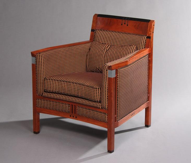 Schuitma Art Deco fauteuil