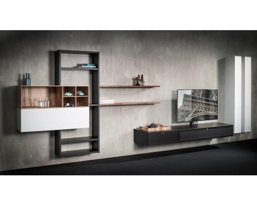 Interstar design wandkast   Interstar meubelen Tv meubels
