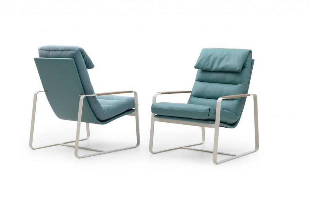 Leolux Indra design fauteuil