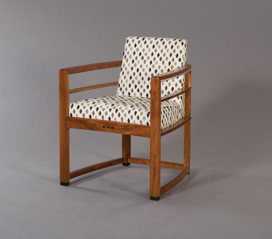 Art Deco Frances armstoel