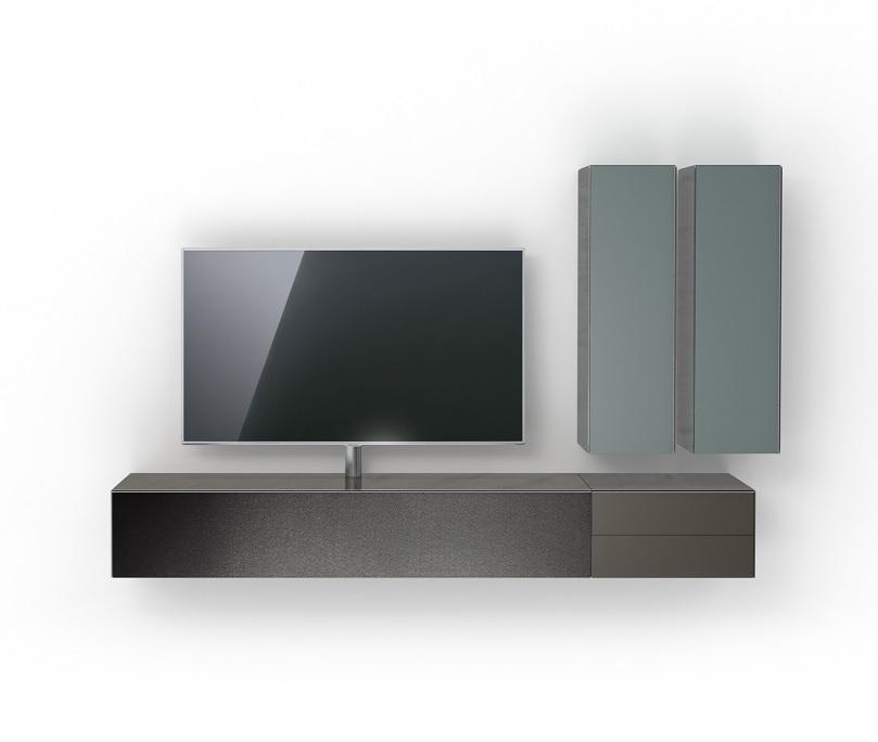 Spectral Scala hangend tv meubel