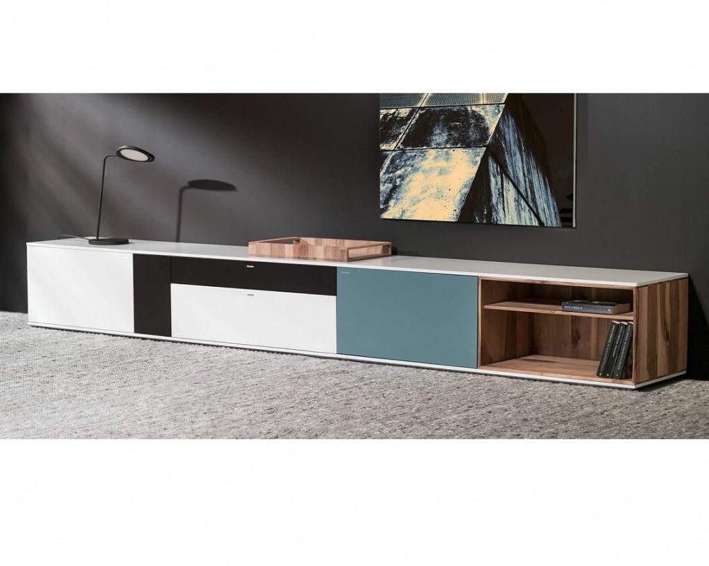 #856E4622399108 Interstar Hangend Design Dressoir Interstar Meubelen Kasten  Van de bovenste plank Design Tv Meubel Glas 2973 beeld 10248172973 Inspiratie