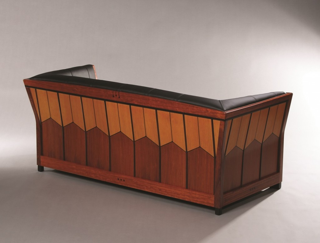 Art Deco Lawrence bank
