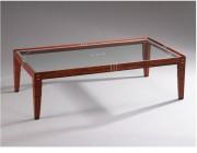 Art Deco Maxwell salontafel glas