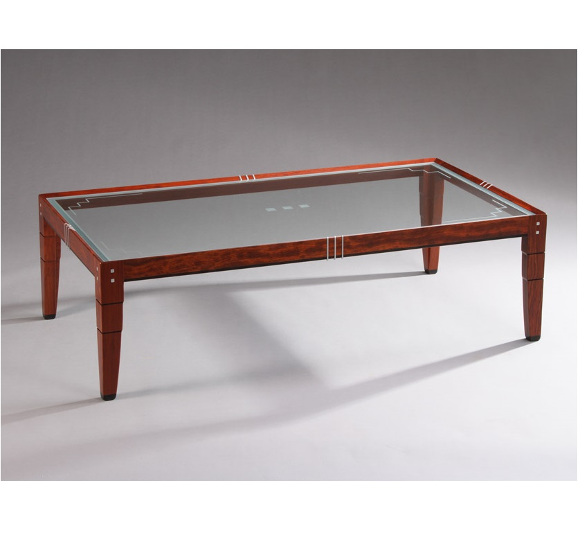 Salontafel Glas Kersenhout.Art Deco Maxwell Salontafel Glas Schuitema Meubelen