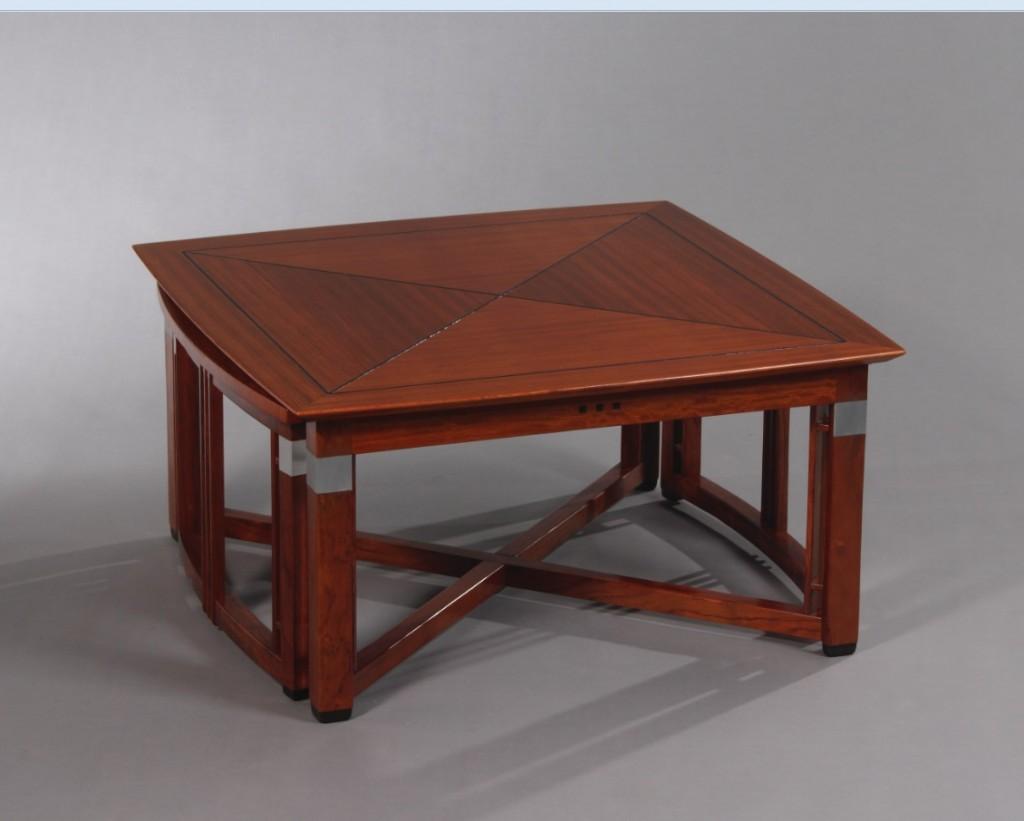 Schuitema uitschuifbare salontafel