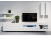 Dividi wit modern tv dressoir