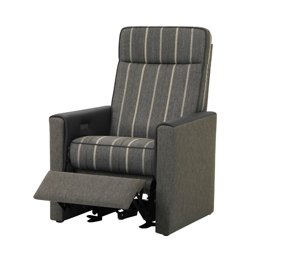 Stoffen Relax Fauteuil.Pizzoli Relaxfauteuil Stof Relaxfauteuils