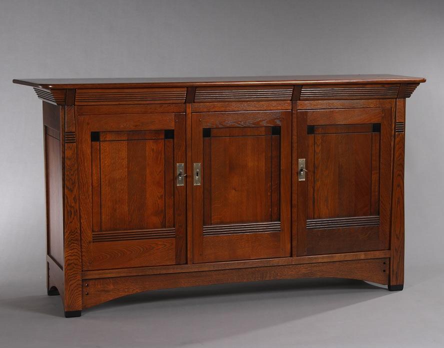 Jugendstil Art Nouveau dressoir