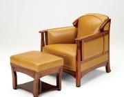 Jugendstil fauteuil August